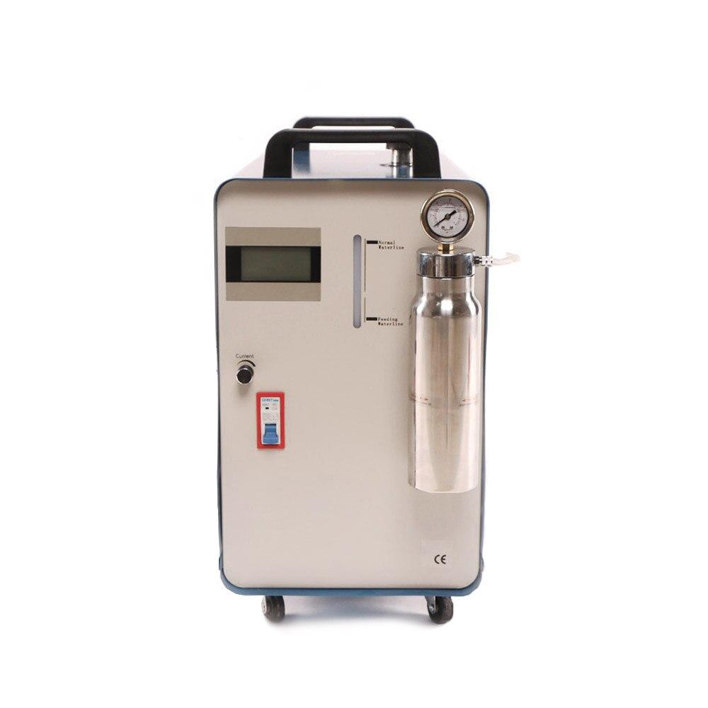 цена на 200L/h Oxygen Hydrogen Generator HHO Welder Flame Polishing Machine Metal Welding CE U.S.Solid