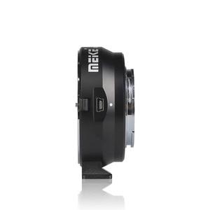 Image 5 - Электронный адаптер MEIKE EF NEX для Canon EF EFS, адаптер с автофокусом для Sony с полной рамкой и креплением E A9 A7M3 A7R3 A7R2 A6500 A6400 a6300