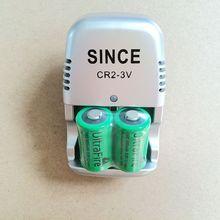 Новые 3 V CR2 зарядное устройство 15270 CR2 800 mAh аккумуляторные батареи 3 V, цифровые камеры сделаны специальные батареи