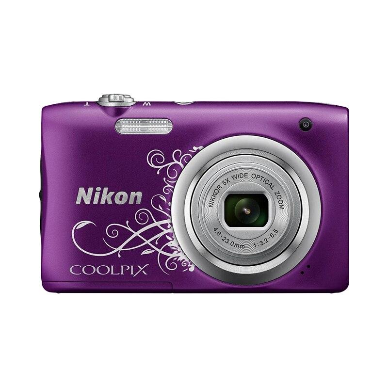 Point & Shoot Camera Nikon COOLPIX A100 Violet original top power board for nikon d810 camera repair replace parts