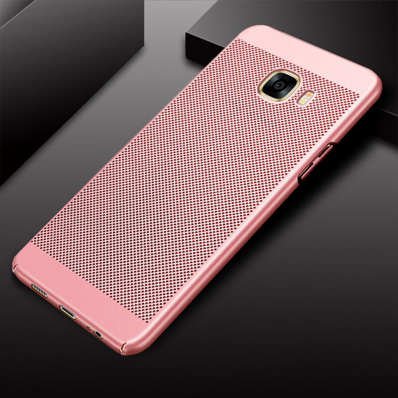 Cooling Case For Samsung Galaxy S6 S7 Edge S8 S9 S10 Plus J1 J2 J5 J7 Prime J320 J3 J510 J5 J710 J7 2016 J3 J5 J7 Pro