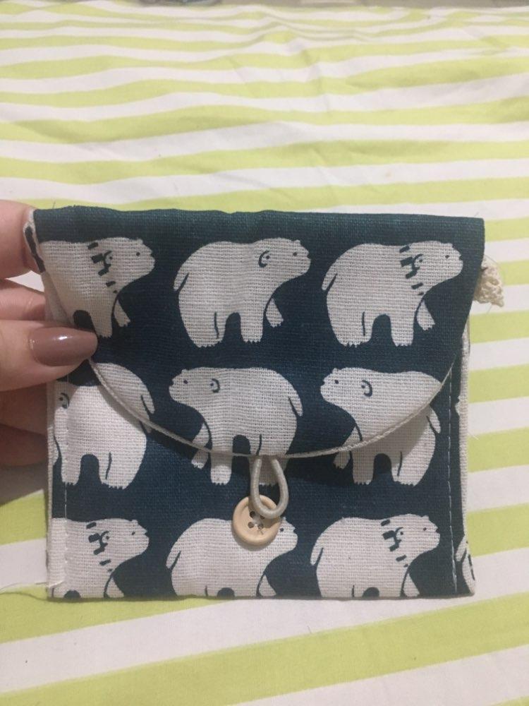 de1c5caf59dd Fresh Women Small Cosmetic Bag Travel Mini Nail Oil lipstick Bags Organizer  Holder Case Pouch Napkin Towel Convenience Bag