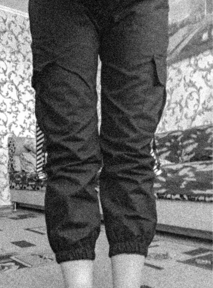 Calças e capris pantalon pantalon bolsos