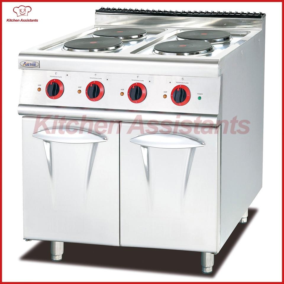Eh787c Elektrische 4 Kochplatte Mit Schrank Von Küchengeräte rund