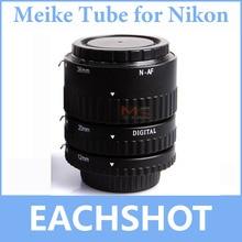 Meike MK N AF B Auto Focus AF Macro Extension Tube Set Autofocus for Nikon D3400 D5300 D7200 D850 D5500 D5600 D750 DSLR Camera
