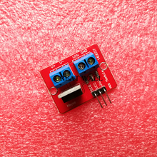 5pcs 0-24V Top Mosfet Button IRF520 MOS Driver Module For  MCU ARM