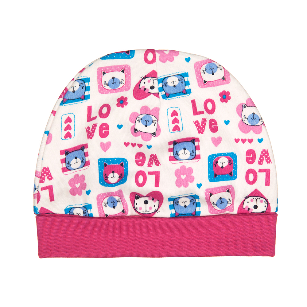 Hats & Caps Lucky Child for girls A6-109 Baby clothing Cap Kids Hat Children clothes 2016 winter beanies solid color hat unisex plain warm soft beanie skull knit cap hats knitted touca gorro caps for men women