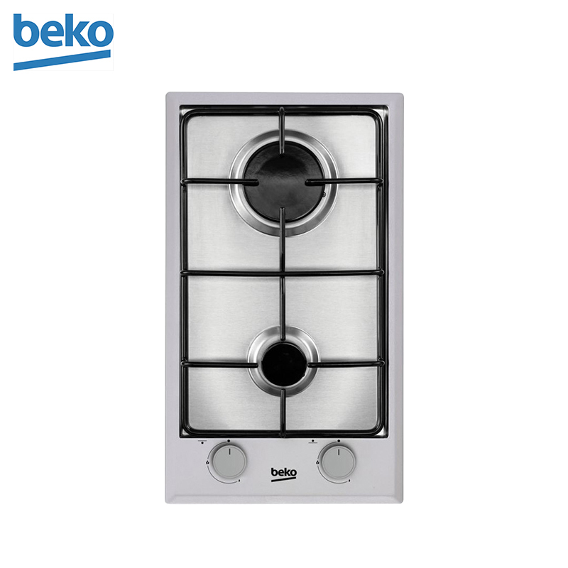 Купить со скидкой Варочная панель встраиваемая газовая Beko HDCG 32220 FX серебристый