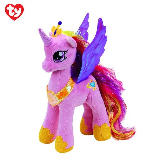 Мягкая игрушка TY Пони Каденс 20 см 41181