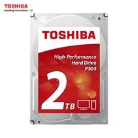 Toshiba P300 2TB, 3.5&ampquot, 2000 GB, 7200 RPM, Serial ATA, 64 MB, HDD
