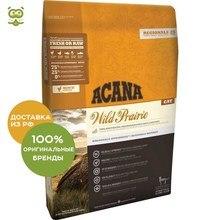 Корм Acana Cat Wild Prairie для котят и взрослых кошек , Цыпленок, 340 г.
