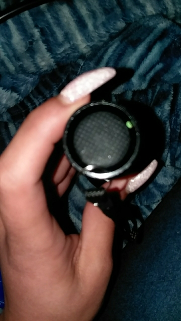 black battery powered grinder for weed