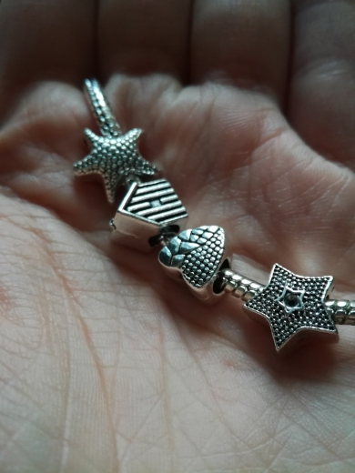 браслет; Pandora Шарм; браслет Пандора серебро;