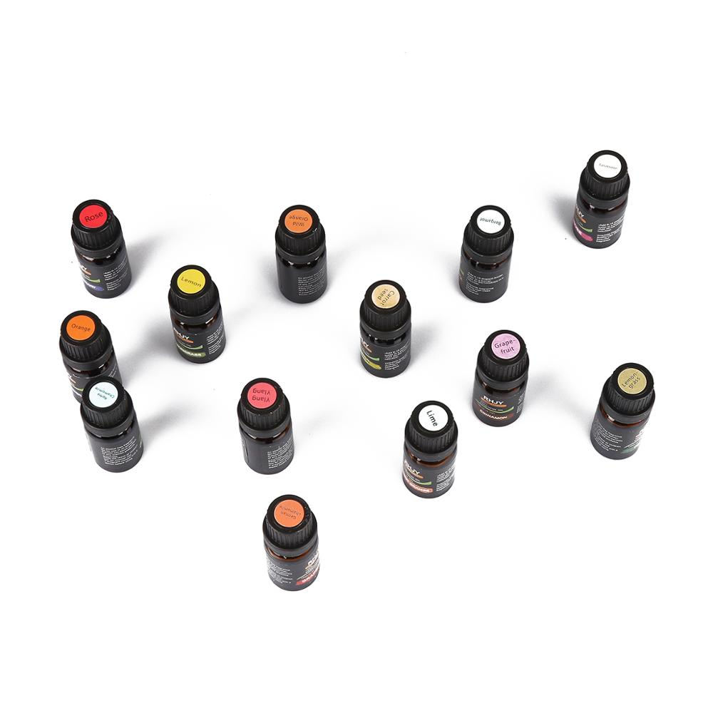13mm Round Cap Sticker Essential Oil Bottle Sticker English Version -1 Sheets