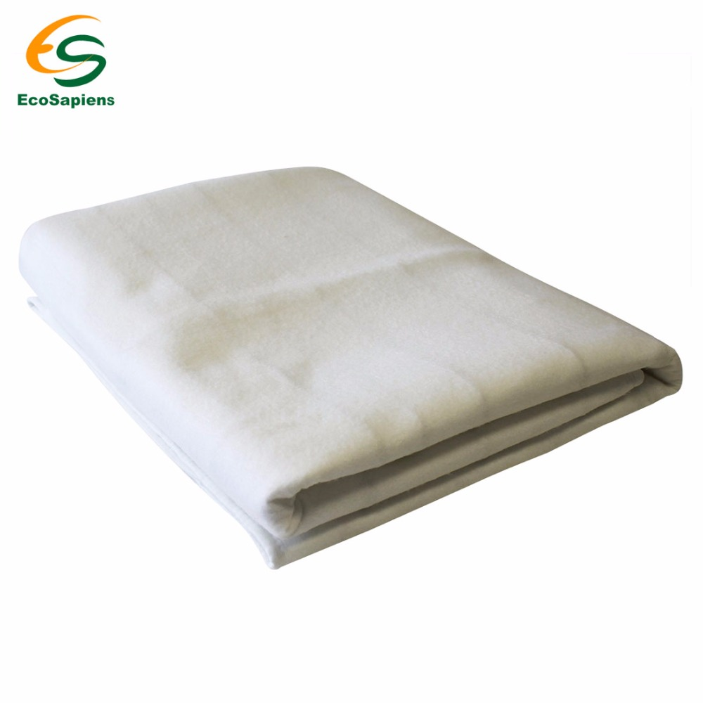 Electro-sheet infrared carbon fiber Sogrevay-Ka 150*50 cm Electro-textile for home warm sheets  cosiness Gessmarket EcoSapiens