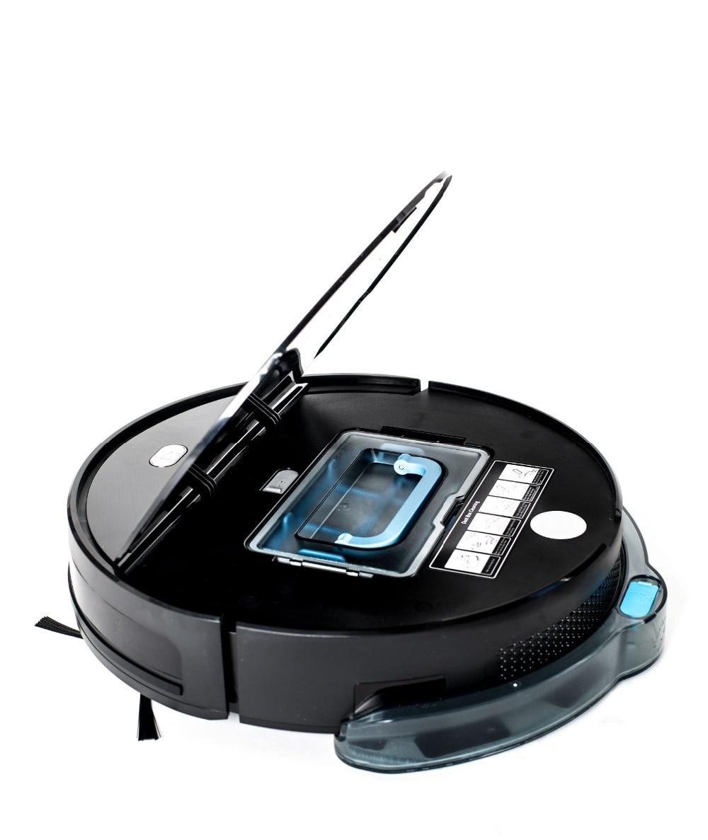 IKOHS NETBOT S12 Roboter Smart Staubsauger Schwarz Staubsauger Professional Home Mnando Remote Drahtlose Intelligente - 4