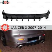 https://ae01.alicdn.com/kf/UTB8r8m3rDzIXKJkSafVq6yWgXXan/Diffuser-Mitsubishi-Lancer-X-2007-2014-ABS.jpg