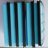5pcs Spare parts for vacuum cleaners Vacuum filter hepa for replacement philips FC8764 FC8766 FC8761 FC8760 FC8767