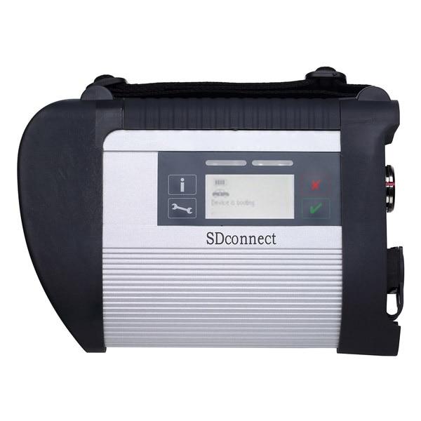 V2019.03 MB SD C4 подключения компактный 4 для Mercedes Benz инструмент диагностики Wi Fi DTS Monaco Vediamo программное обеспечение инженер
