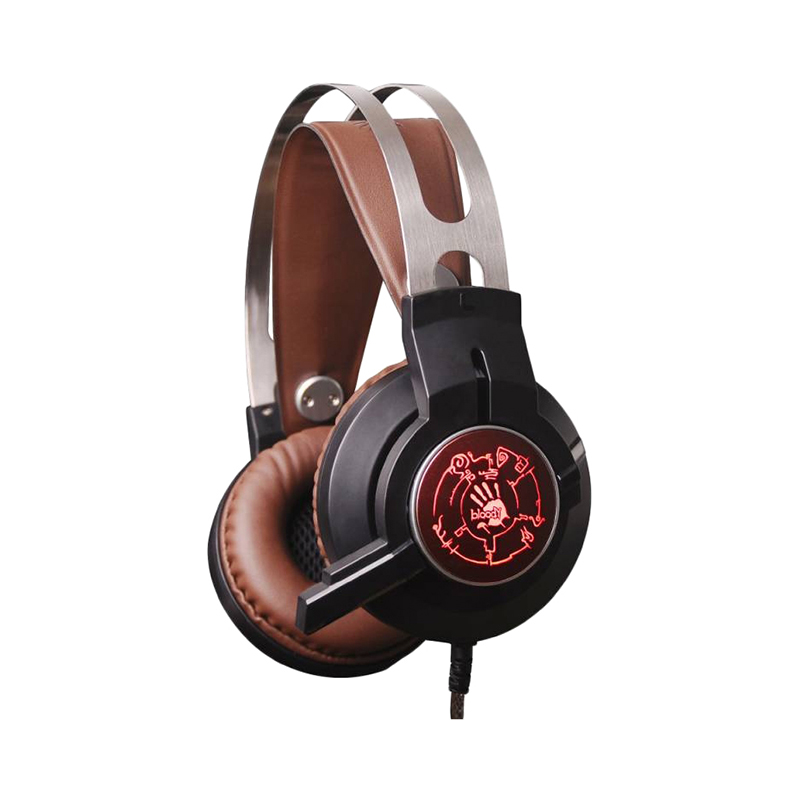 Gaming headset A4tech G430 brown