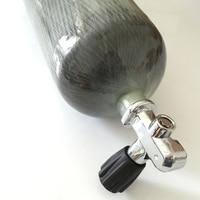 2017Hot Sale 6 8L Carbon Fiber SCUBA Tank Diving Cylinder With Diving Valve High Quality J