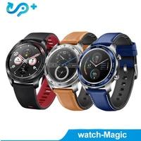 Huawei Honor Watch Magic SmartWatch WaterProof Heart Rate Tracker NFC GPS 5ATM Working 7 Days Message Reminder Pressure Monitori