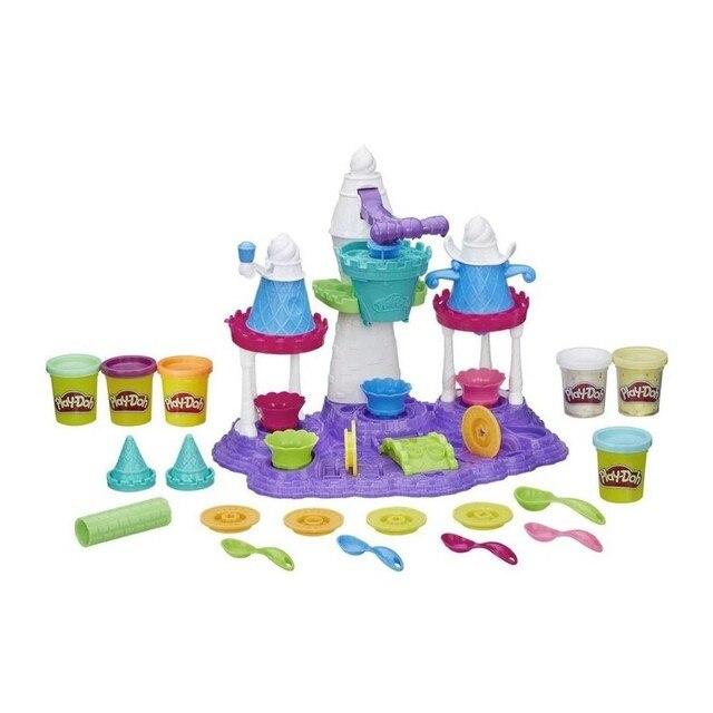 """Игровой набор """"Замок мороженого"""" Play-Doh B5523121"""