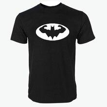 New Arrival Creative Art Design batman shirt for Men Summer short sleeve cool shirts 100% original brand breathable soft tops