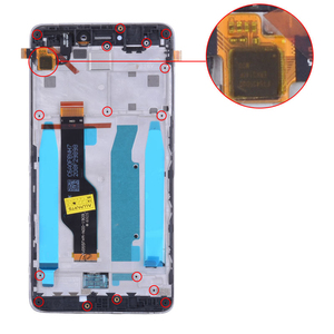 Image 5 - Orignal IPS LCD For Xiaomi Redmi Note 4X / Redmi Note 4 Global LCD Display Replacement Screen with frame Only For Snapdragon 625