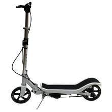 X580 новый скутер прочный легкий высота Kick скутеры Регулируемый алюминиевый сплав T-style складные взрослые ножные скутеры
