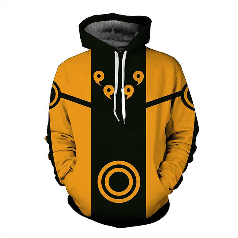 Naruto Hoodies Boruto Jacket Men 3D Hoodie Akatsuki Coat Uchiha Itach Cosplay Costume Kakashi Sweatshirt Luxtees (6)