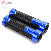 Motorcycle HandleBar CNC PVC Grips For Yamaha MT07 MT 07 MT 07 TRACER 700 GT 2015 2016 2017 2018 2019 Accessories handle grip|Grips| |  -