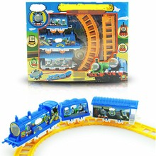 Electric Rail Train Childrens Educational Toys. Toy