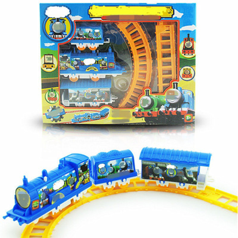 Electric Rail Train Children's Educational Toys. Toy For Children Train . LY Toy