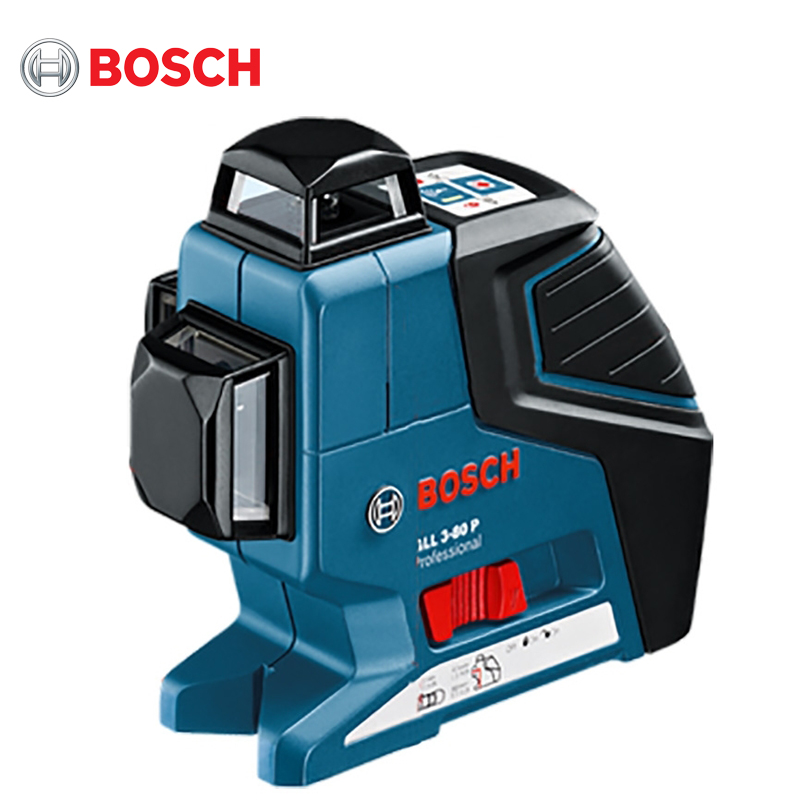 Level laser Bosch GLL 3-80 - case adjustable laser tube holder for diameter 50 80 mm co2 laser tube
