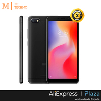[Global Version] Xiaomi Redmi 6A Smartphone 5.45 (2GB RAM + 32GB ROM, Dual SIM, 13 MP Camera, 3000mAh Battery)
