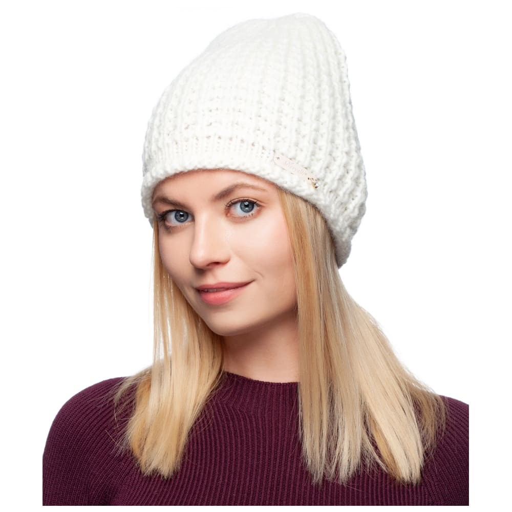 Hat warm Noryalli (white) mioim winter women faux fox fur pompom ball hat suede warm adjustable baseball cap hip hop hat solid 5 colos mujer sombrero 3