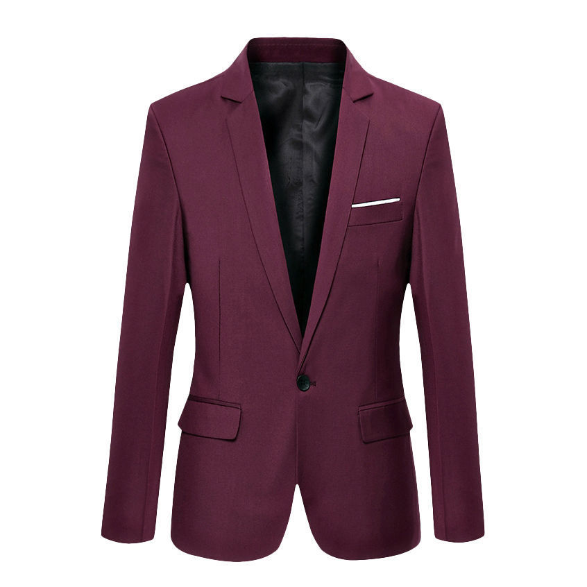 Blazers Jackets Mens: Hot Sale New Arrival Fashion Blazer Mens Casual Jacket