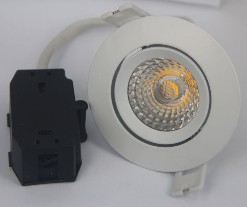 High Quality Driverless Dimmable 6W LED Donwlights Kitchen