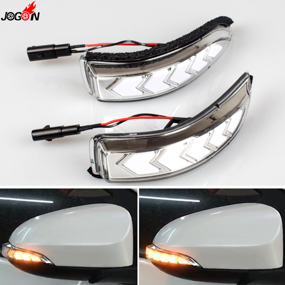 For Toyota Vios Altis Yaris XP150 2014 2018 LED Dynamic Turn Signal Side Indicator Blinker Sequential