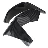 Carbon Fiber Front Bumper Splitters For BMW F80 M3 2015~2017/F82 M4 2014~2017 Durable Quality
