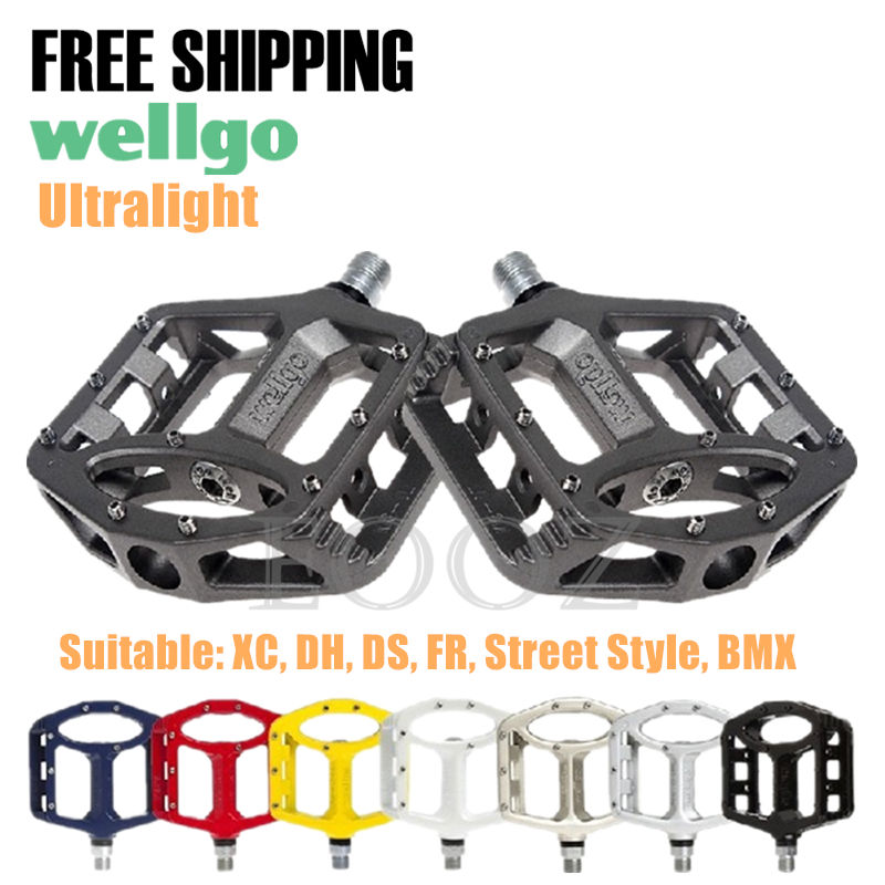 New 100% Original WELLGO MG1 MG-1 MTB BMX DH Bike Bicycle Parts 9/16