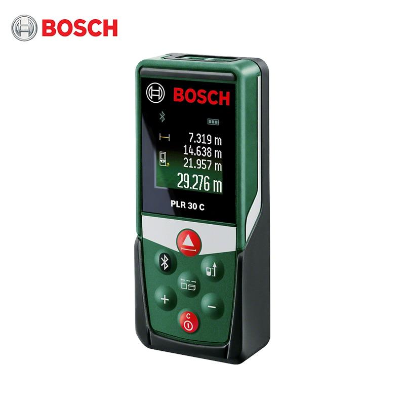Laser range finder Bosch PLR 30 C шкаф уют с полками 60х45 см вишня академия