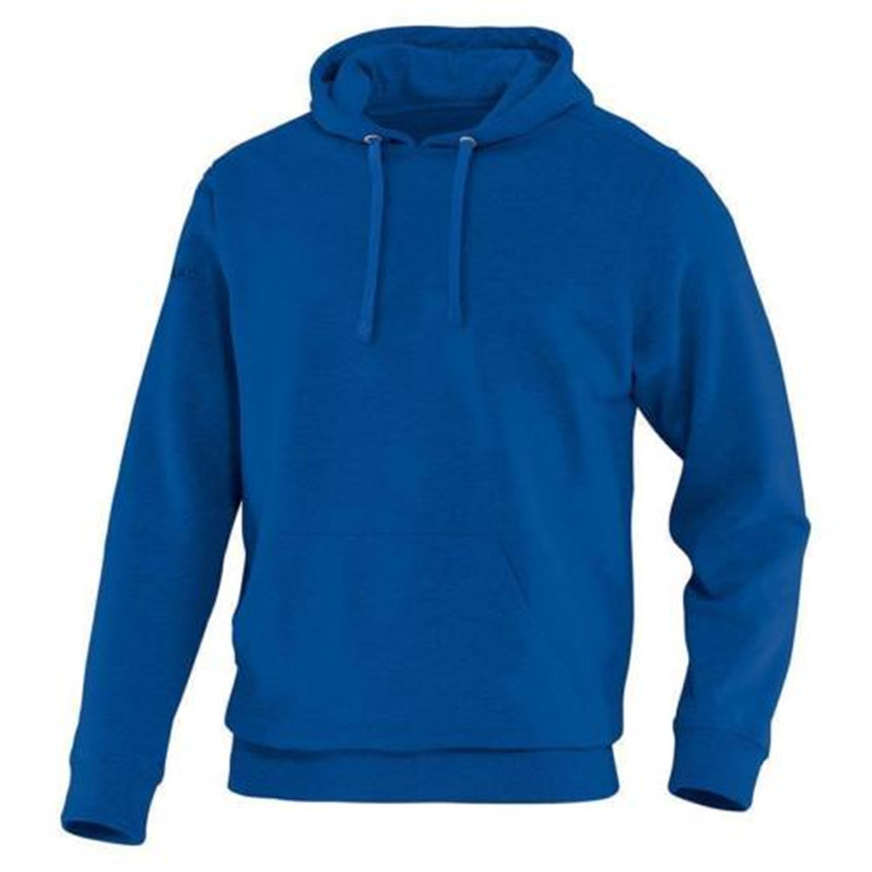 2017 Autumn New Pullovers Hoodie Mens Sportswear Fleece Lined Hooded Sweatshirts Solid Color Casual Basic Hoodies Jumper Outwear