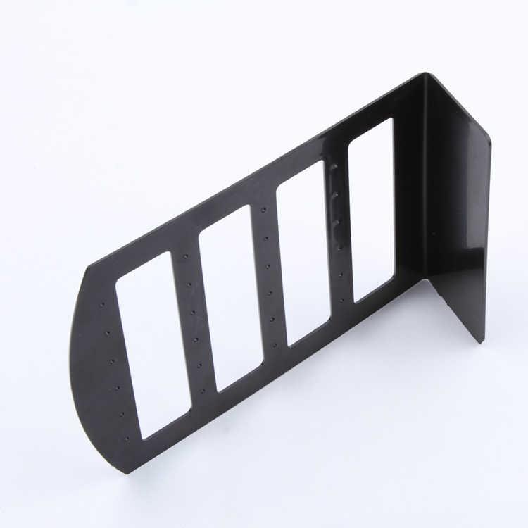 1 шт. держатель ювелирных изделий 1 шт. 48 отверстий стенд-витрина для серег витринная стойка