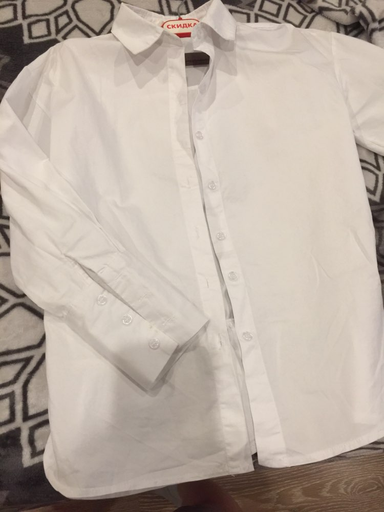 Women Ruffles Hem Turn Down Collar White Shirts Cuff Loose Blouses Female Shirt Casual Tops Blusas 2019 photo review