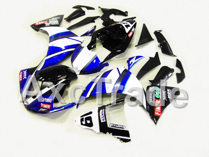 Motorcycle Fairings For Yamaha YZF R1 1000 YZF-R1 YZF-R1000 2009 2010 2011 ABS Plastic Injection Fairing Bodywork Kit No 19 high quality abs fairing kit for yamaha r1 2002 2003 red flames in black fairings set injection molding yzf r1 02 03 yz32