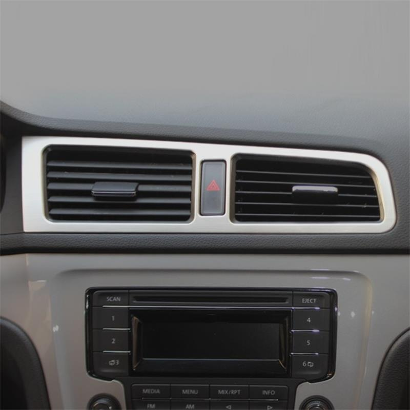 Control system Air conditioner interior automovil accessories car styling decoration accessory 15 16 17 FOR Volkswagen Lavida