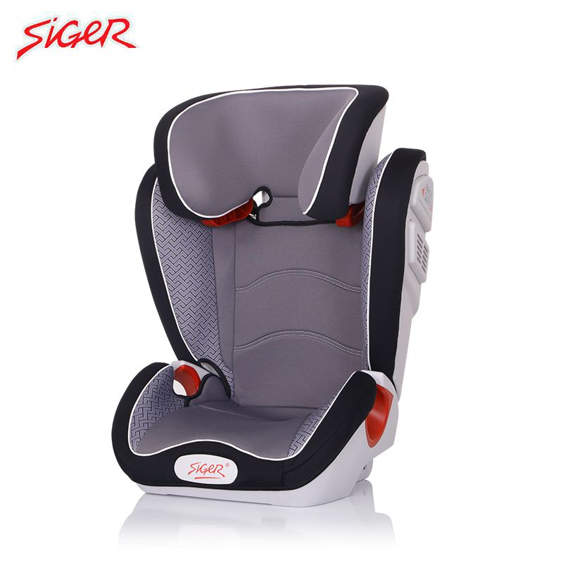 Child Car Safety Seats SIGER ART Olimp 3-12 years, 15-36 kg, group 2/3 Kidstravel high quality 8pcs lot door bolt chain guard home lock child safety security swing gate window latch