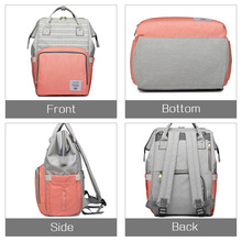 Nursing Care Baby Bag – Travel – Waterproof Maternity Bag